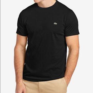Lacoste crew neck Pima cotton T-shirt